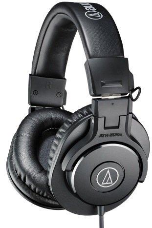 Наушники Audio-Technica ATH-M30X фото