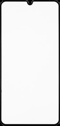 Защитное стекло для Samsung Galaxy M32 Full screen FULL GLUE черный, Redline фото
