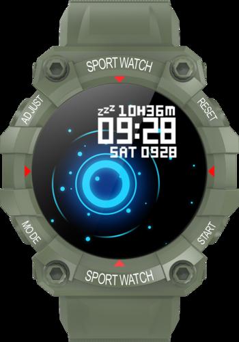 Умные часы Bakeey FD68, зеленый фото