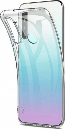 Чехол для смартфона Xiaomi Redmi Note 8 Pro силиконовый (прозрачный), Redline фото