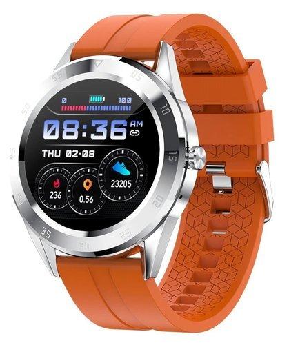 Умные часы Bakeey Y10, оранжевый фото