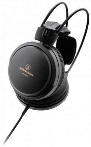 Наушники Audio-Technica ATH-A550Z, черный фото