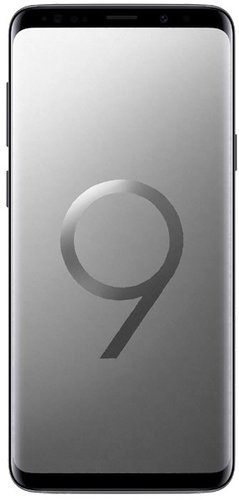Смартфон Samsung (G965) Galaxy S9+ 128Gb Grey (Серый) фото