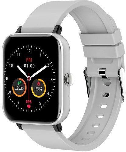 Умные часы Bakeey H10, белый фото
