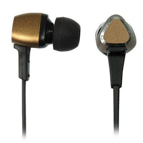 Наушники Ritmix RH-132 Metal бронза фото