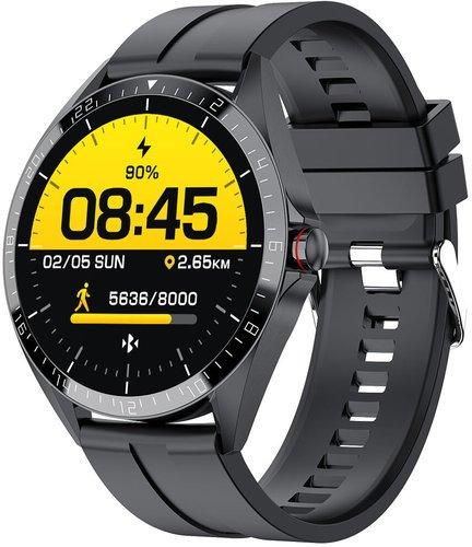 Умные часы Bakeey KP01, серый фото