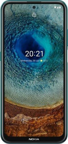 Смартфон Nokia X10 8/128GB_ Зеленый фото