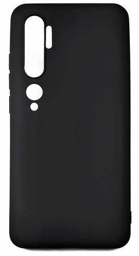 Чехол для смартфона Xiaomi Mi10 Silicone Ultimate (черный), Redline фото