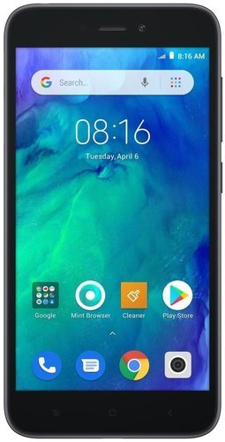 Смартфон Xiaomi RedMi Go 1/8GB Black (Черный) Global Version фото