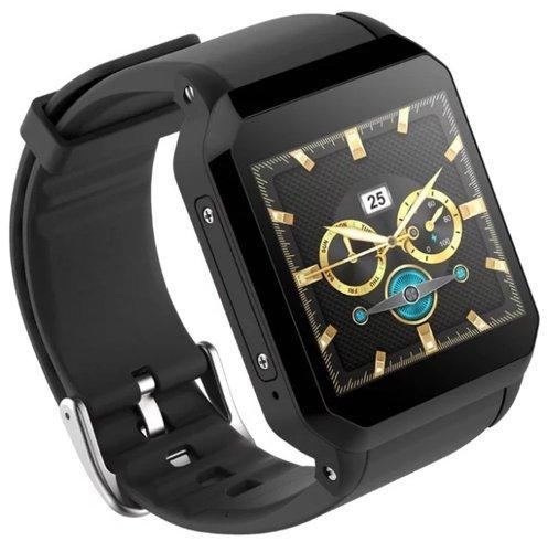 Умные часы KingWear KW06, черные фото