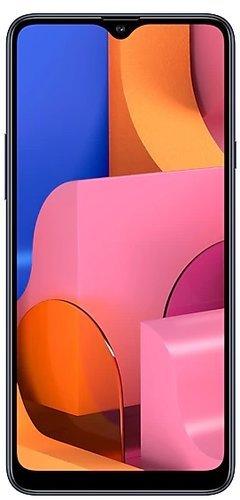 Смартфон Samsung (A207F) Galaxy A20s 32GB Синий фото