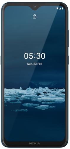 Смартфон Nokia 5.3 3/64GB Бирюзовый фото