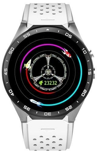 Умные часы KingWear KW88, белые фото