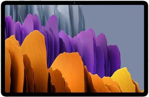 "Планшет Samsung Galaxy Tab S7+ 12,4"" (SM-T970) 128Gb (2020) Серебристый фото"