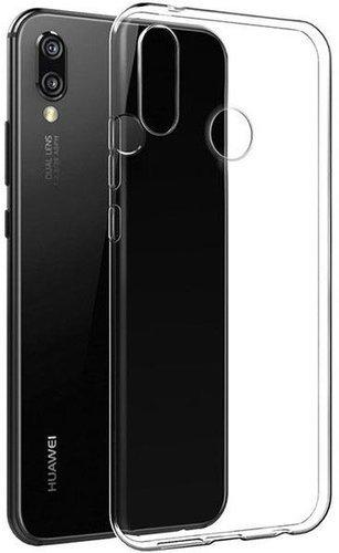 Чехол для смартфона Huawei Honor 8X силиконовый (прозрачный), BoraSco фото
