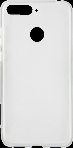 Чехол для смартфона Huawei Y6/Y6 Prime (2018) Silicone iBox Crystal (прозрачный), Redline фото