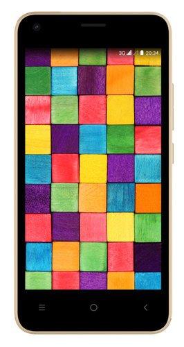 Смартфон Digma LINX Argo 3G 8Gb 512Mb Черный фото