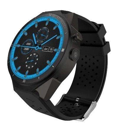 Умные часы KingWear KW88Pro, черные фото
