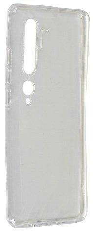 Чехол для смартфона Xiaomi Mi10T/ Mi10T Pro Silicone iBox Crysta (прозрачный), Redline фото