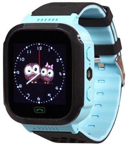 Детские умные часы Prolike PLSW300BL, голубые фото