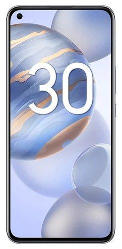 Смартфон Huawei Honor 30 8/256GB Серебристый фото