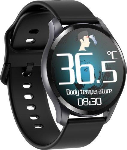 Умные часы Bakeey T88, черный фото
