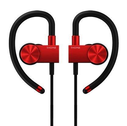Наушники 1More Active Sport Bluetooth, красный фото