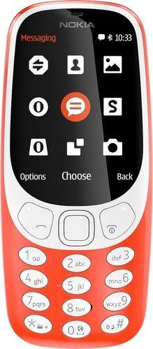 Мобильный телефон Nokia 3310 Dual Sim (2017) Red фото