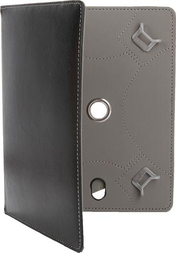 """Чехол для планшета 8"""" универсальный с поворотным механизмом, черный,Redline фото"""