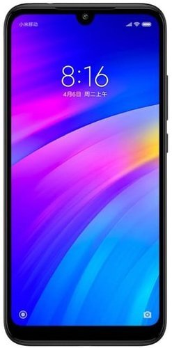 Смартфон Xiaomi RedMi 7 2/16Gb Black (Черный) Global Version фото