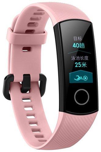 Фитнес-браслет Honor Band 4, розовый фото