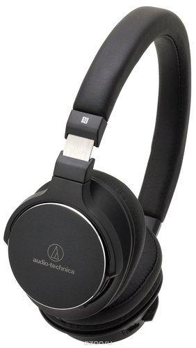 Наушники Audio-Technica ATH-SR5BT BK фото