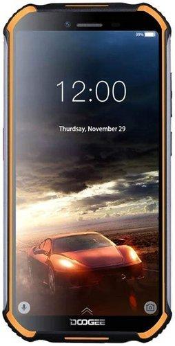Смартфон Doogee S40 3/32GB Оранжево-черный фото