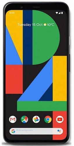 Смартфон Google Pixel 4 6/128Gb White (Белый) фото