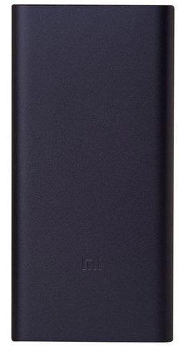 Внешний аккумулятор Xiaomi Mi Power Bank 2i 10000 mah 2 USB черный фото