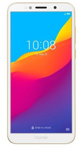 Смартфон Huawei Honor 7S 1/16GB Золотистый фото
