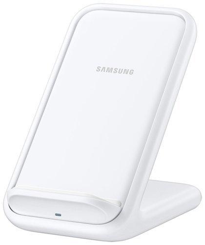 Беспроводное зарядное устройство Samsung EP-N5200 белый фото