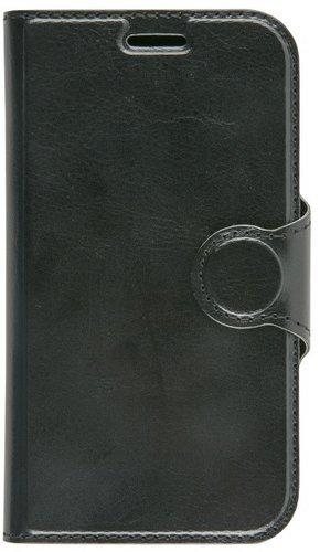 Чехол-книжка для Xiaomi Redmi 6 (черный), Redline фото