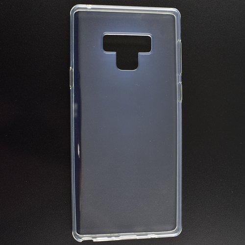 Чехол для смартфона Samsung Galaxy Note 9 (2018) Silicone iBox Crystal (прозрачный), Redline фото