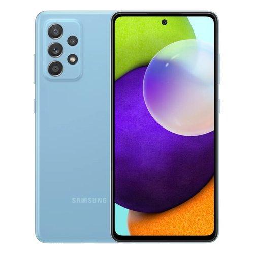 Смартфон Samsung (A525F) Galaxy A52 4/128Gb Голубой фото