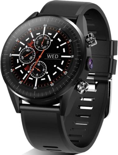 Умные часы KingWear KC05 чёрные фото