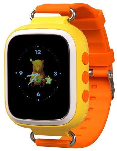 Детские умные часы Prolike PLSW523OR, оранжевые фото