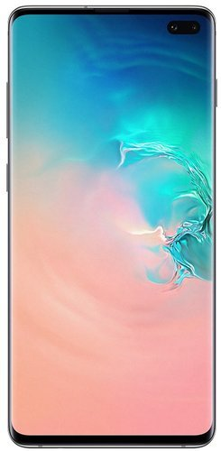 Смартфон Samsung (G9750) Galaxy S10+ 8/128GB (Snapdragon 855) White (Перламутр) фото
