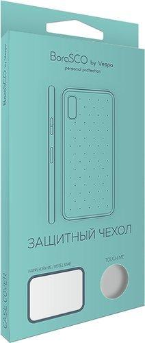 Чехол для смартфона Xiaomi Redmi 7 прозрачный, BoraSCO фото