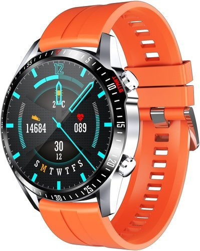 Умные часы Bakeey CK29S, оранжевый фото