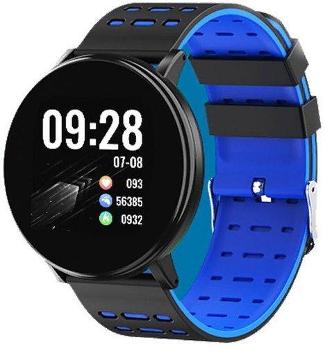 Умные часы Xanes Y19, синий фото