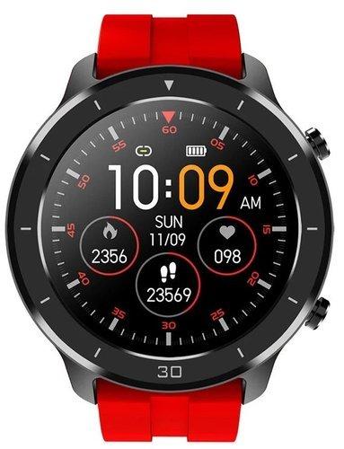 Умные часы Bakeey M18, красный фото