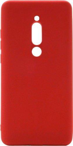 Чехол-накладка Hard Case для Xiaomi Redmi 8 красный, Borasco фото