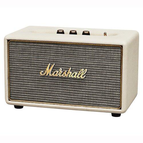 Портативная акустика Marshall Acton, кремовая фото