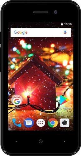 Смартфон Digma Q401 3G HIT 8Gb 1Gb Черный фото